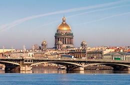 Excursions in St. Petersburg