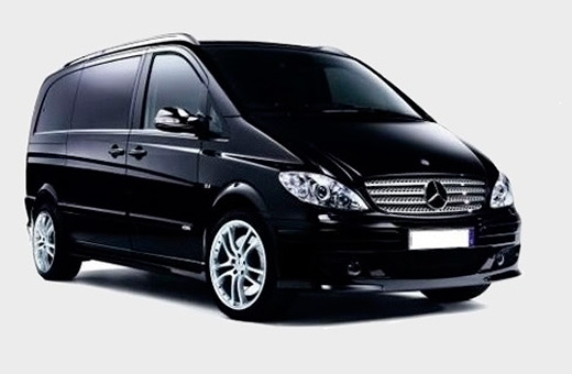 Mercedes Viano rental