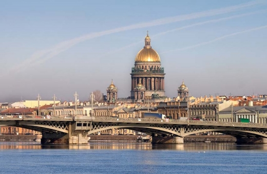 3 – Days Essential Short Stay St. Petersburg Tour