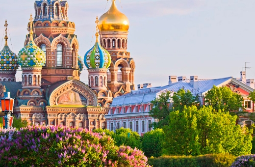 5 – Days St. Petersburg Discovery Tour