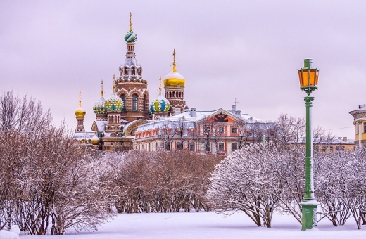 "3 - Days ""Magnificent Saint-Petersburg tour"" (for individual tourists)"