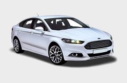 Business class car rental