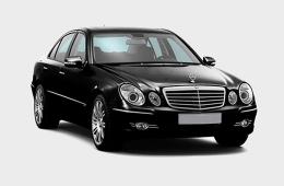 Mercedes E-class W 211 rental