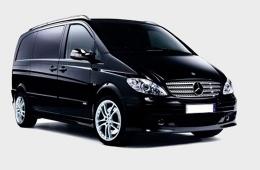 Minivan Mercedes Viano