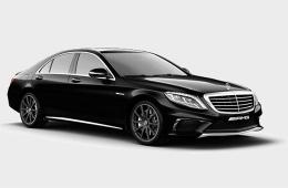 Mercedes S-class 221