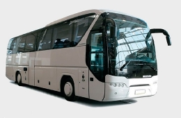 Big bus rental
