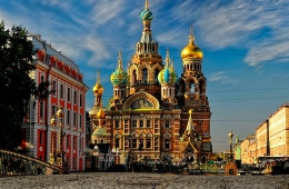 City Tour + Church of the Savior on the Spilled Blood