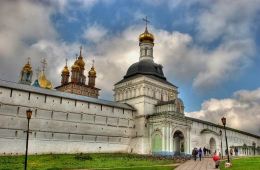 Excursion to Sergiev Posad