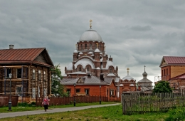 Tour to the Sviyazhsk island
