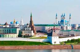 Kazan city tour + Kazan Kremlin