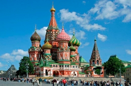 Moscow City Tour + St. Basil's Cathedral
