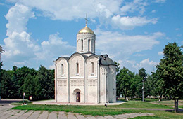 Cathedral of St. Demetrius in Vladimir