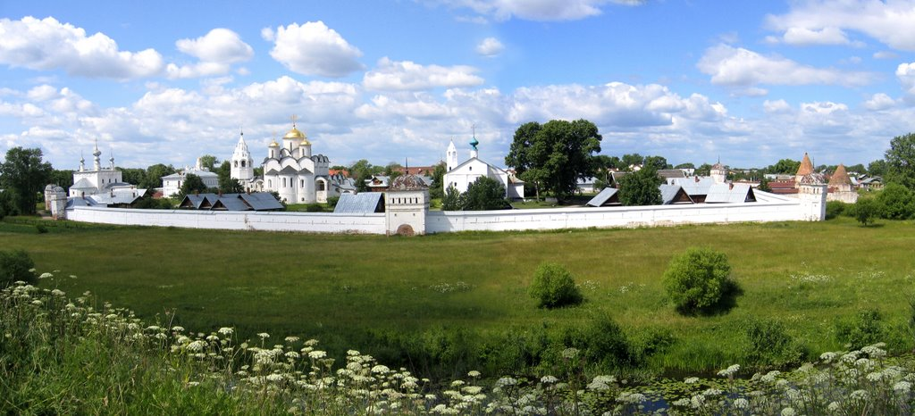Convent of the Intercession Suzdal